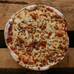 Pizza Margarita | Pizzería Ses Estacions, pizzas a domicilio en Palma de Mallorca