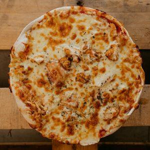 Pizza Barbacoa | Pizzería Ses Estacions, pizzas a domicilio en Palma de Mallorca