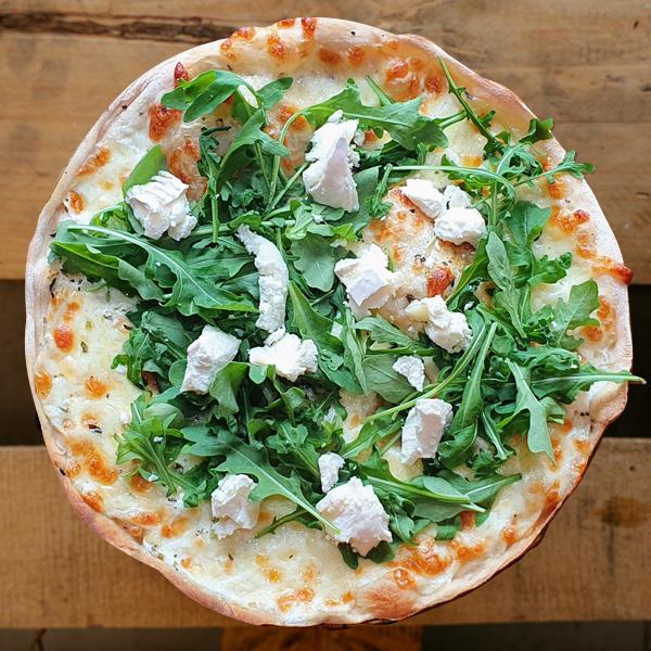 Pizza Capra | Pizzería Ses Estacions, pizzas a domicilio en Palma de Mallorca