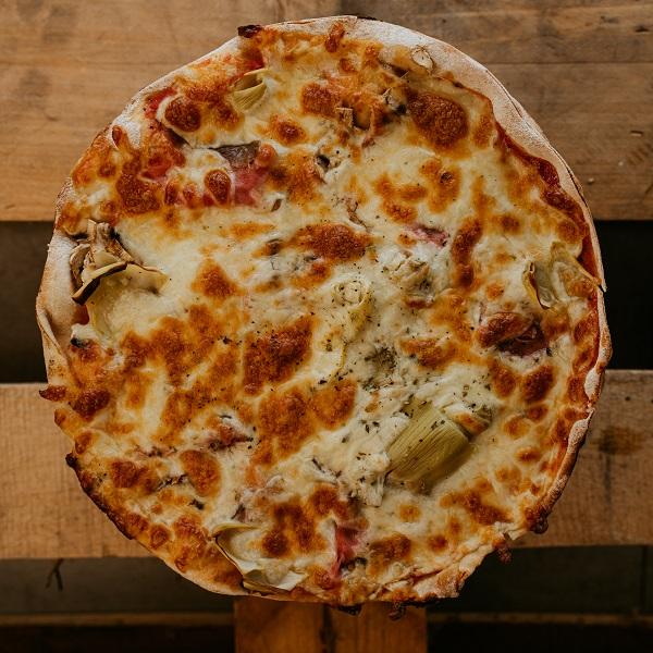 Pizza 4 Estaciones | Pizzería Ses Estacions, pizzas a domicilio en Palma de Mallorca