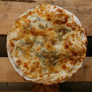 Pizza 6 Quesos Supreme | Pizzería Ses Estacions, pizzas a domicilio en Palma de Mallorca