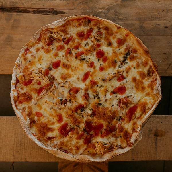 Pizza Vulcano | Pizzería Ses Estacions, pizzas a domicilio en Palma de Mallorca
